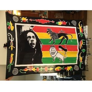 Dresses & Skirts - Bob Marley Sarong / beach blanket