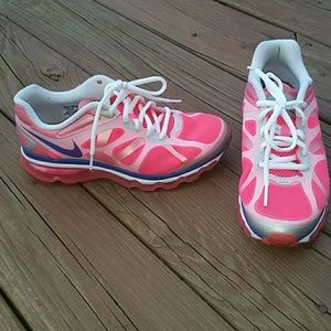 Nike Other - Girls size 5.5 Nike Air Max sneakers