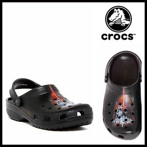 CROCS Other - CROCS STAR WARS CLOGS SANDALS