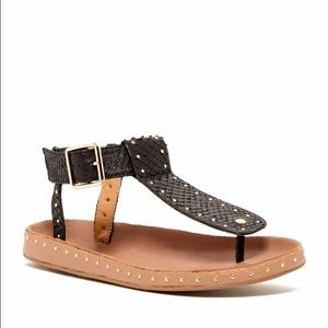 Cecelia New York Shoes - Cecelia New York Studded Sandals