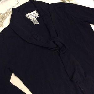 Joseph Allen Sweaters - Vintage designer statement black sweater