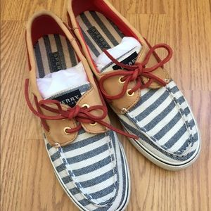 Sperry Top-Sider Shoes - Like New Nautical SPERRY Boat ⛵️ Shoes