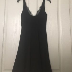 Altuzarra for Target Dresses & Skirts - Black with lace trim neckline dress