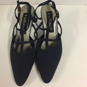 Unlisted Shoes - 👠Unlisted sling back dress shoes size 7
