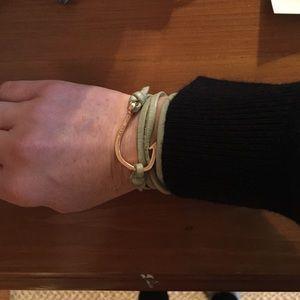 Miansai Jewelry - Miansai Leather Wrap Bracelet