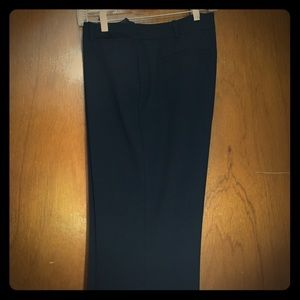 Worthington Curvy Fit Black Dress Pants 12