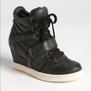 Ash Shoes - SHOE FEST! 🎉 ASH Cool Ter Blk Wedge Sneaks Sz 38M