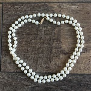 Jewelry - 🌟CLOSET CLEAR OUT 🌟 Pearl Necklace