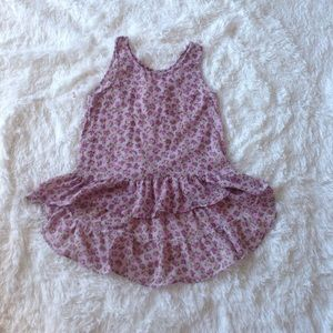 Mia Chica Other - Mia Chika sleeveless high low. Lavender