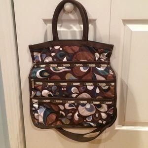 LeSportsac Handbags - LeSportsac Multi way purse