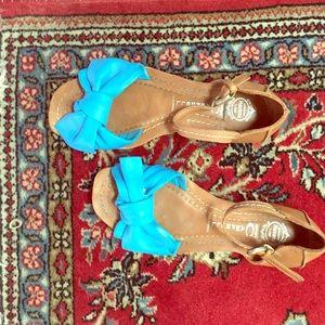 Jeffrey Campbell flat sandals