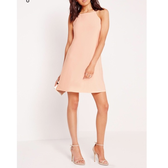 Missguided Dresses & Skirts - Square Neck Shift Dress