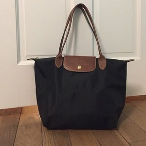 Longchamp Le Pillage Small Black