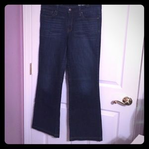 Lightly Worn Gap Long and Lean Jeans size 10 30