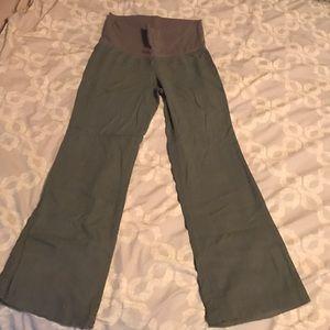 Maternity Linen Pants
