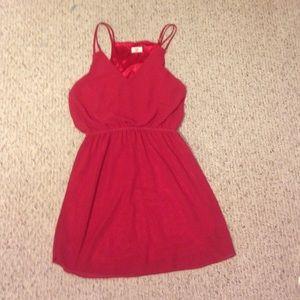 Tobi Red Dress Size Small