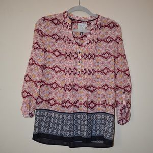"Anthropologie ""HD in Paris"" Top"
