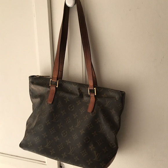 91245407c5 Louis Vuitton Handbags - Authentic Louis Vuitton Cabas Piano Tote