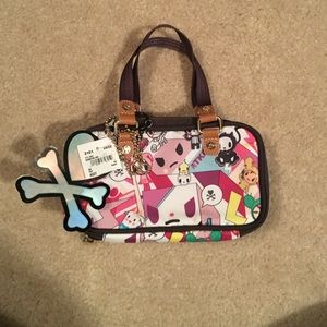 "tokidoki Handbags - ☠️tokidoki ""Geometric Girl"" Bag☠️"