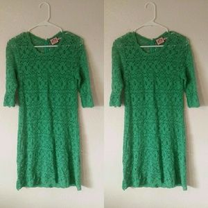Juicy Couture Dresses & Skirts - Juicy Couture crocheted Dress