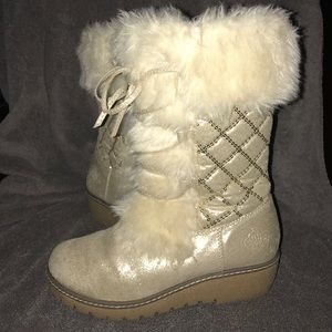 Girls Juicy Couture Boots Sz 2
