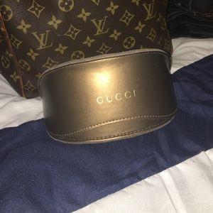Large Gucci Sunglasses Case