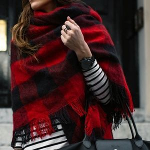 Accessories - Blanket scarf / wrap