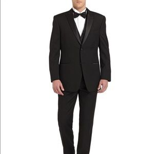 Ike Behar Other - 🎉hostpick Ike Behar slim-flit satin-peaked tuxedo