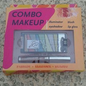 Princessa Malibu Glitz Makeup Combo #03