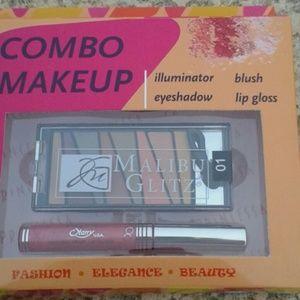 Princessa Malibu Glitz Makeup Combo #01