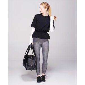 NWOT Lululemon Peplum Pullover Sweatshirt
