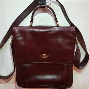 Etienne Aigner Handbags - Aigner Hobo bag leather Burgundy