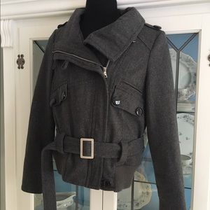 Black Rivet Jackets & Blazers - Black Rivet coat