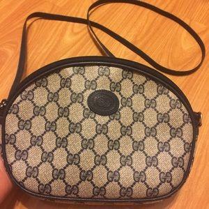 Gucci Handbags - Vintage Gucci Cross Body Purse