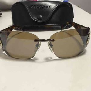 Bulgari Accessories - Authentic BVLGARI sunglasses!