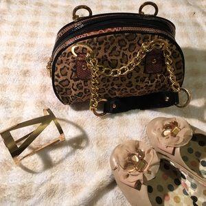 By eve fetish handbag