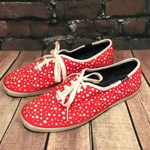 Keds Shoes - Keds polka dot red and white 6.5 Clean