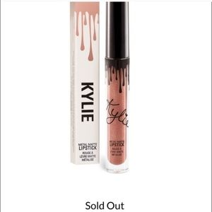 Kylie cosmetics metal matte Heir