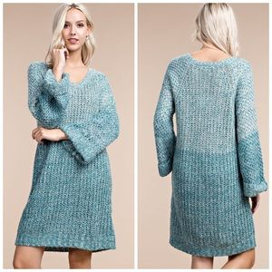 b99ebcdc58 Dresses - Cozy stunning sweater dress!