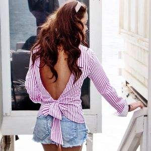 Lovers + Friends Tops - 💝LAST ONE 💝 Pink Angeles top