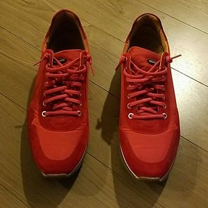 Magnanni Other - Red Suede Magnanni's