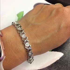 Jewelry - Genuine Diamond XO bracelet