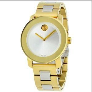 Movado  Accessories - NWT Movado Women's two tone watch