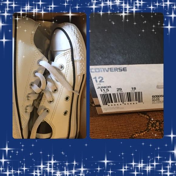 982ff2da79615b Converse Other - Boys Shoes (5 year old boy)