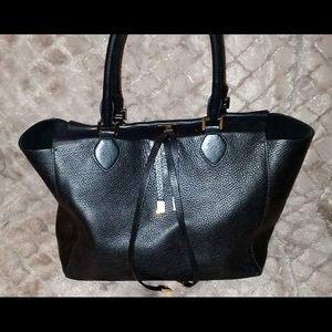 "Michael Kors Handbags - Authentic Michael Kors ""Miranda"" Pebbled Tote"