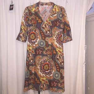 Jude Connolly Patterned Dress