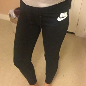 Nike Fitted Sweatpants