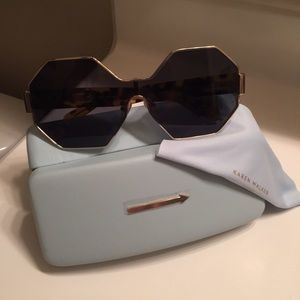 Karen Walker Accessories - New Karen Walker star city sunglasses