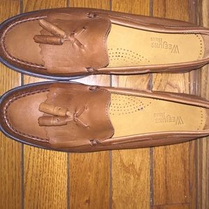 Weejuns Bass loafers.