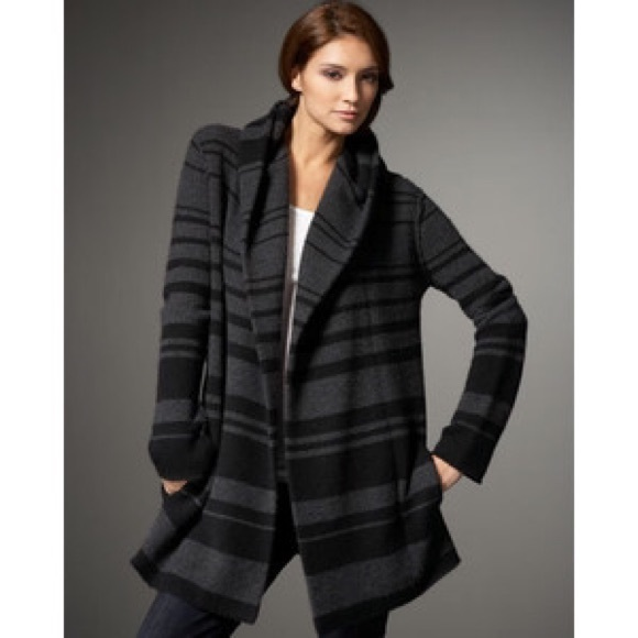 Blanket Sweater Coat Jacketin